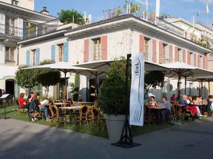 Restaurant Chateau Gontier